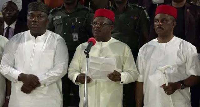 South East Governors, Igbo personalities reject Inspector General's Community Policing Template