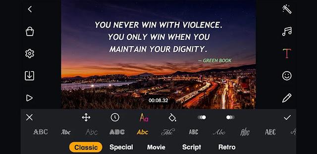 تنزيل Film Maker Pro تطبيق احترافي لإنشاء وتحرير مقاطع الفيديو