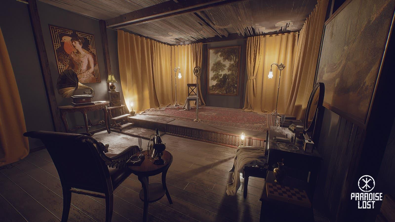 Кинематографичный трейлер и свежие скриншоты фантастического приключения Paradise Lost - 01