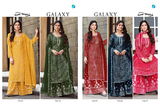 Your Choice Galaxy Salwar Kameez Wholesaler