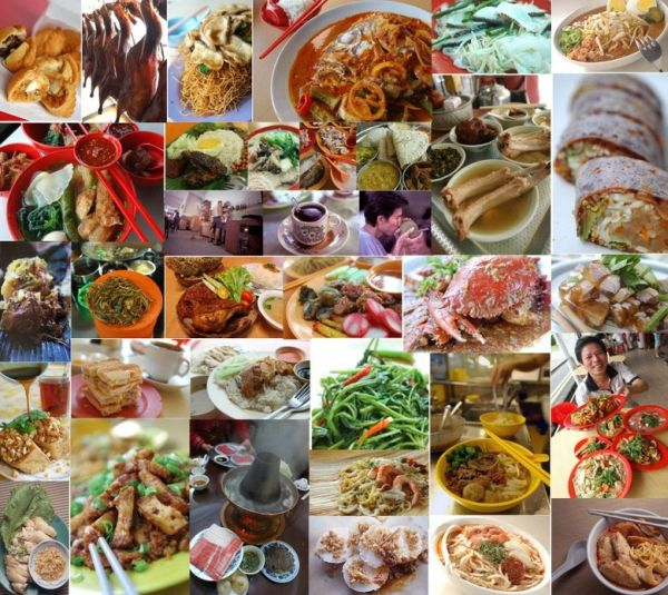 Singapore's Culture Project: Food culture ..... droools