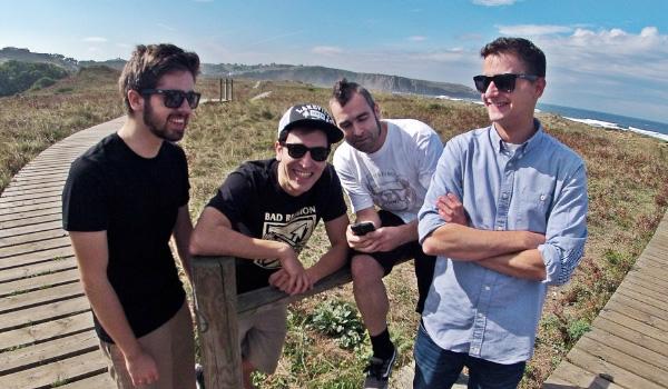 """Nocivos post music video for """"La Distancia"""""""