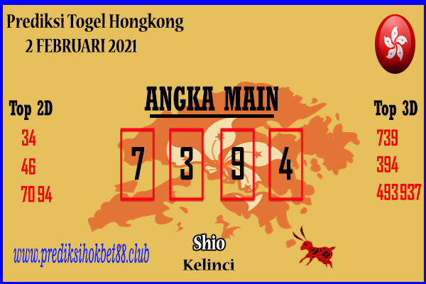 Bocoran Hongkong 2 Februari 2021