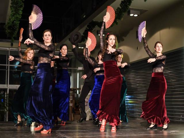 Spódnice do flamenco, body do flamenco