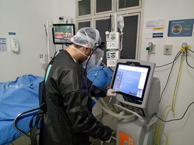 Hutrin expande leitos de UTI e retoma internações de pacientes com Covid-19