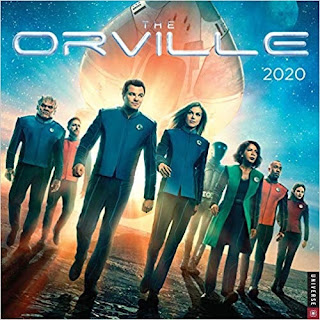 Click here to purchase The Orville 2020 Calendar at Amazon!