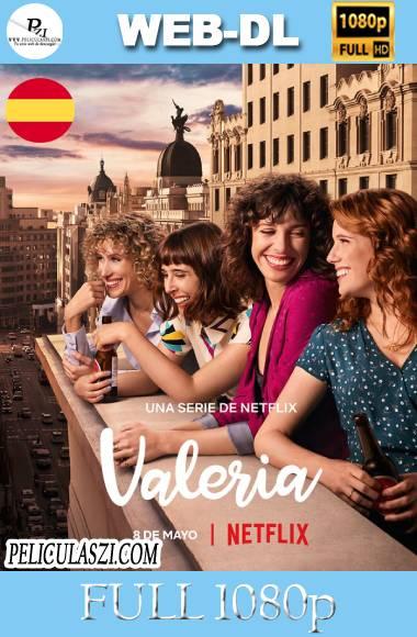 Valeria (2020) Full HD Temporada 1 NF WEB-DL 1080p Castellano