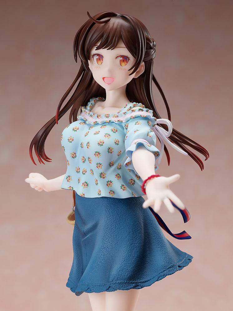 Mizuhara Chizuru 1/7 de Rent-A-Girlfriend, F: NEX (FuRyu)