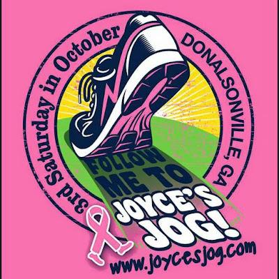 Joyce's Jog