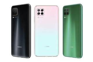 Huawei P40 Lite dengan Kirin 810, kamera quad 48MP diluncurkan