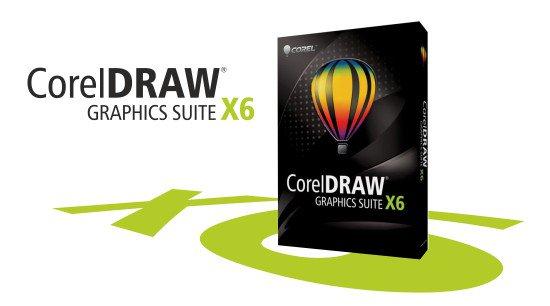 Tải CorelDraw X6 Full