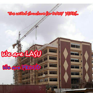 PICTURE OF LAGOS STATE UNIVERSITY  (LASU)