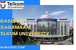 Beasiswa Keagamaan D3 dan S1 2021 Telkom University