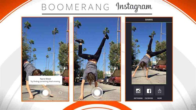 Boomerang - Δημιουργήστε μικρά βίντεο εύκολα και γρήγορα