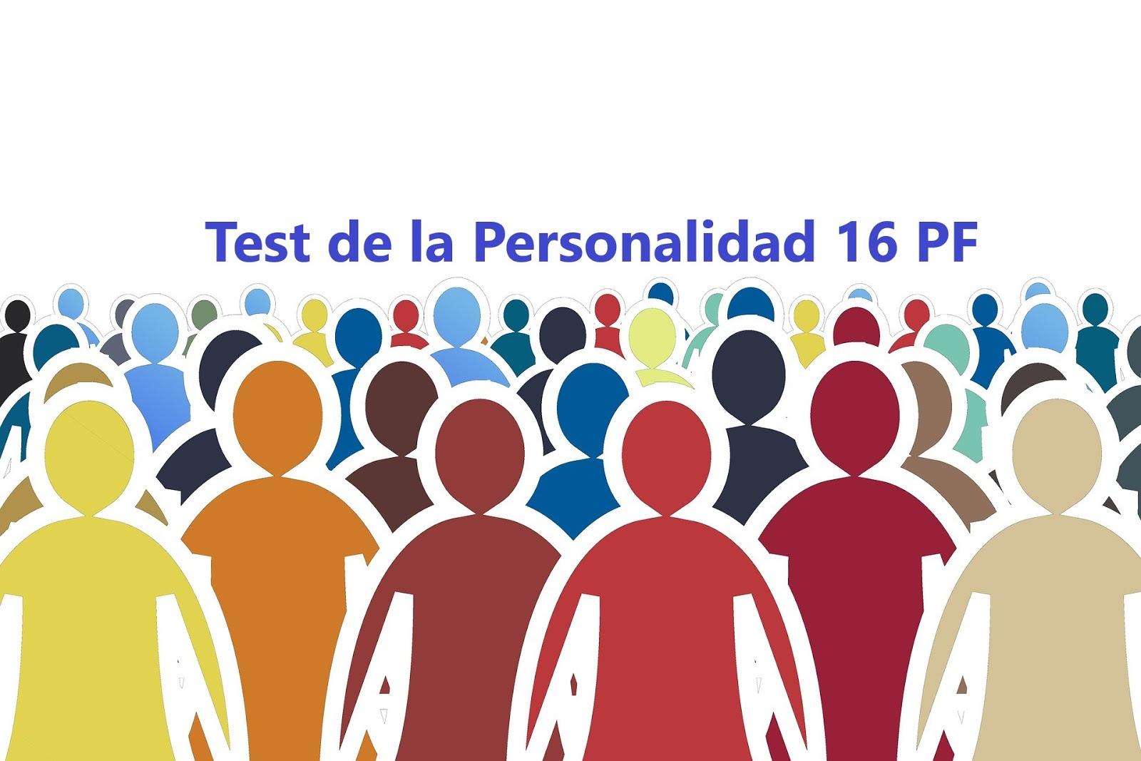 Descargar el Test de la Personalidad 16 PF de Cattel