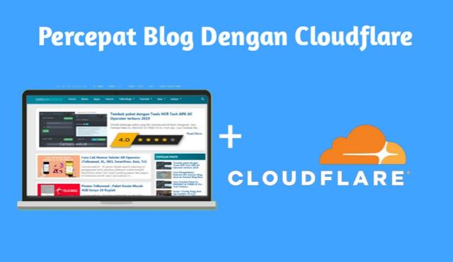 Cara Menghubungkan Domain ke Cloudflare