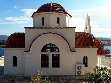 Προς π. Δημήτριο Αμπελά ιερέα του Ι.Ν. Κοιμήσεως Θεοτόκου στην Ερμιόνη.