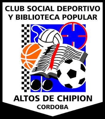 CLUB SOCIAL DEPORTIVO Y BIBLIOTECA ALTOS DE CHIPIÓN