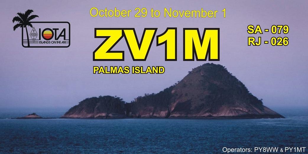 Palmas Island, Brasil