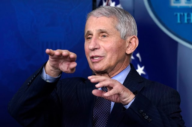 Dr. Anthony Fauci defends USA funding coronavirus research at Wuhan lab