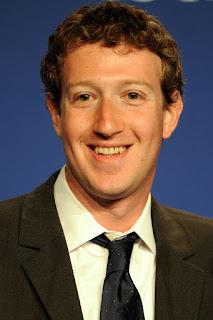 Mark zuckerbrg penemu sekaligus pendiri facebook