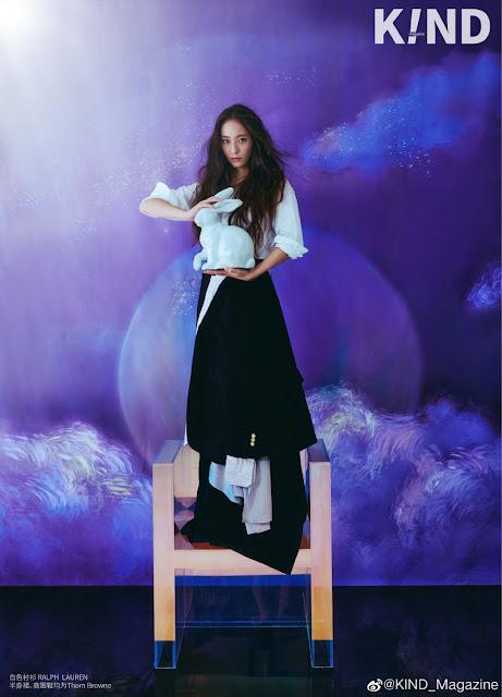 Krystal Kind Magazine Pictures