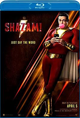 Shazam! [2019] [BD25] [Subtitulado]