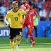 Goles - Bélgica 5-2 Túnez