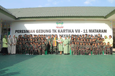 Kasad : TNI AD Siap Bantu Pemda NTB Sukseskan Rehab Rekon Rumah Pasca Gempa