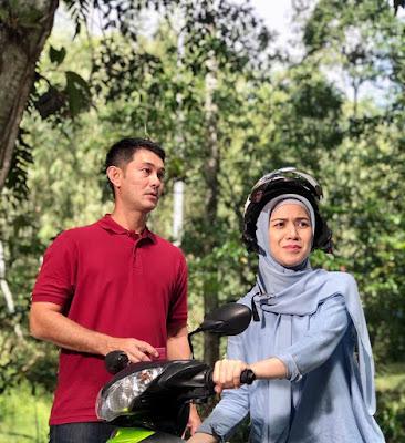 Farid Kamil & Lisa Surihani