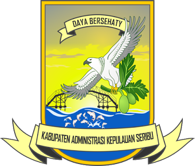 Lambang Kabupaten Administrasi Kepulauan Seribu