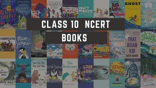 Class 10 NCERT Books For All Subjects
