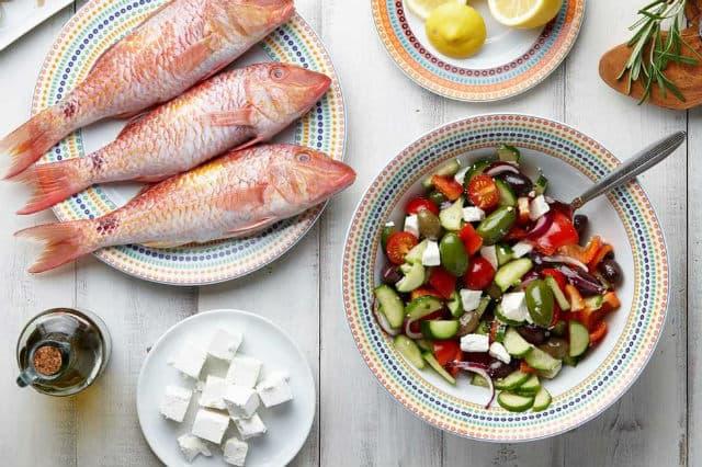 Mediterranean diet là gì ? Chúng có giúp giảm cân không