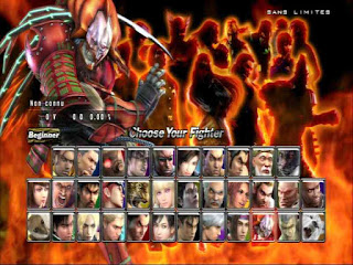 Tekken 5 Game Download Highly Compressed