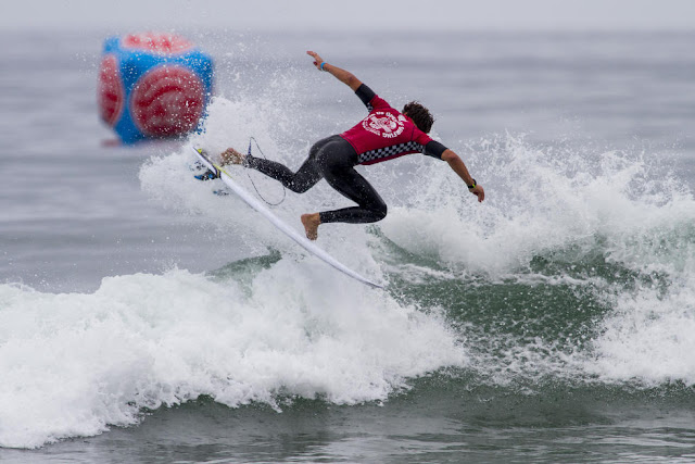 11 Nathan Yeomans USA Vans US Open of Surfing Foto WSL Sean Rowland