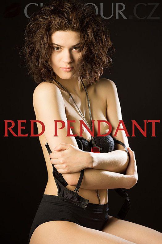 JIkGBfzuH Glamour.cz - Nikol - Set 1 - Red Pendant