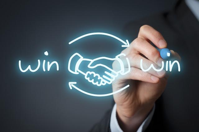 المفاوضات المربحة للجانبين Win-Win Negotiation