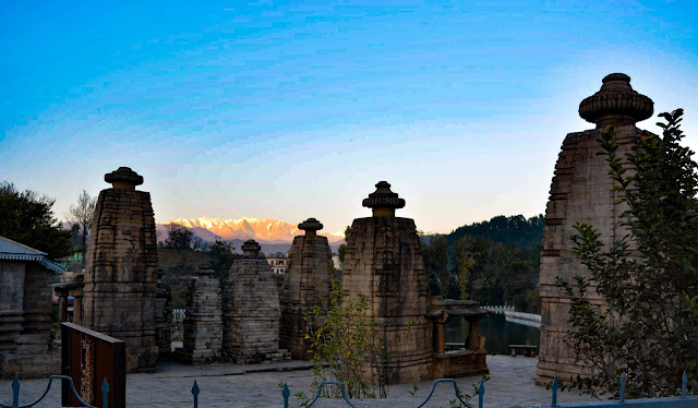 Places to visit in Kausani - baijnath temple