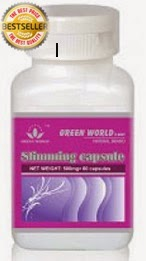 Khasiat Green World Slimming Capsule