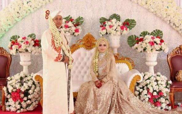 Kemeriahan Pernikahan Gus Najahul Humam, Pengasuh Pondok Pesantren Hasan Jufri