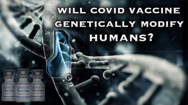 Μπορεί να μας μεταλλάξει γενετικά το εμβόλιο του COVID 19 ; Ο Δρ Andrew Kaufman απαντά στο Reuters (ελληνικοί υπότιτλοι).