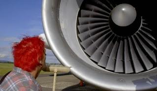 Alan Gardner and jet engine