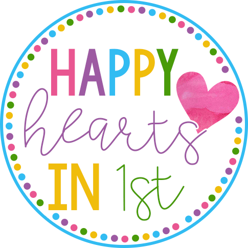 Happy Hearts in 1st