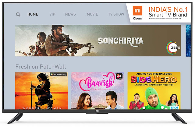 Mi TV in-depth Comparison: How does it fares against Sony, Samsung and LG