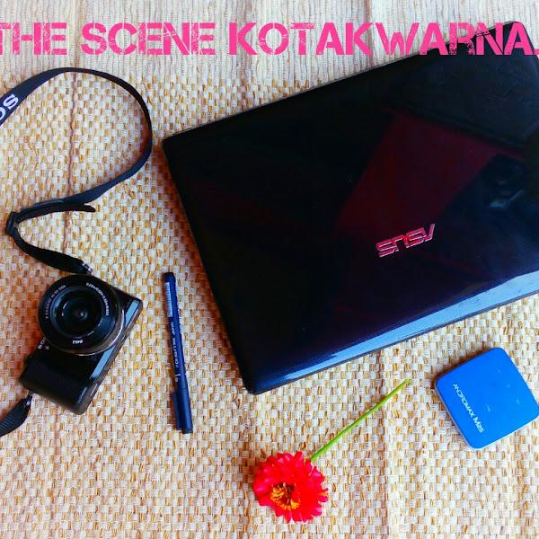 Behind The Scene Kotakwarna.com