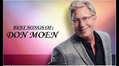 Lirik lagu DON MOEN - IT IS WELL WITH MY SOUL