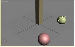 Cara Menghapus Object – Object yang Teranimasi dengan 3ds MAX2