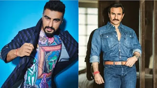 Arjun Kapoor And Saif Ali Khan Film 'Bhoot Police'