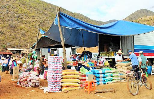 Mercado de Cholocal - Cachachi