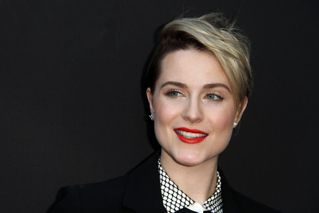 Evan Rachel Wood At Into The Forest Premire In Hollywood